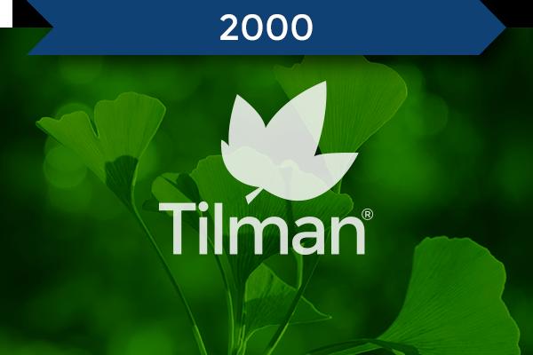 tilman-historique-2000