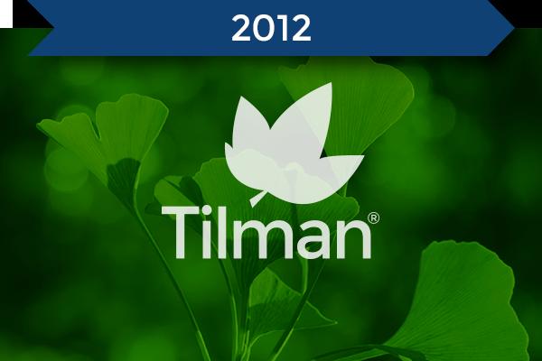 tilman-historique-2012